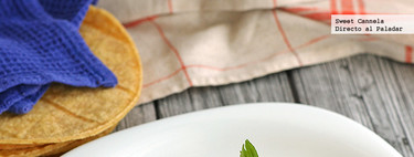 Acelgas en salsa verde. Receta