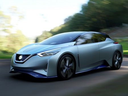 Nissan prepara un modelo eléctrico con extensor de autonomía para 2016