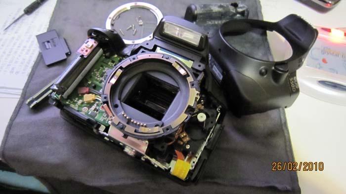 Foto de Transformando la Canon 550D en una cámara sin espejo enfocada a la grabación de vídeo (9/10)