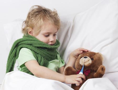 Cómo prevenir resfriados en los más pequeños de la casa