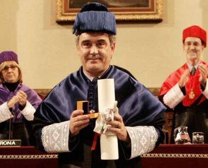 Ferrán Adrià, por fin Doctor Honoris Causa