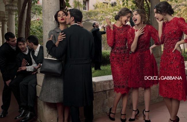 Foto de Campaña Otoño-Invierno 2013/2014 Dolce & Gabbana (1/12)
