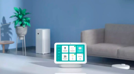 Xiaomi ya tiene su propio altavoz con pantalla: así es el Mi AI Touchscreen Speaker Pro 8