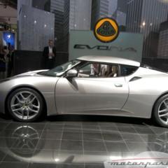 Foto 1 de 14 de la galería lotus-evora-en-el-british-motor-show-2008 en Motorpasión