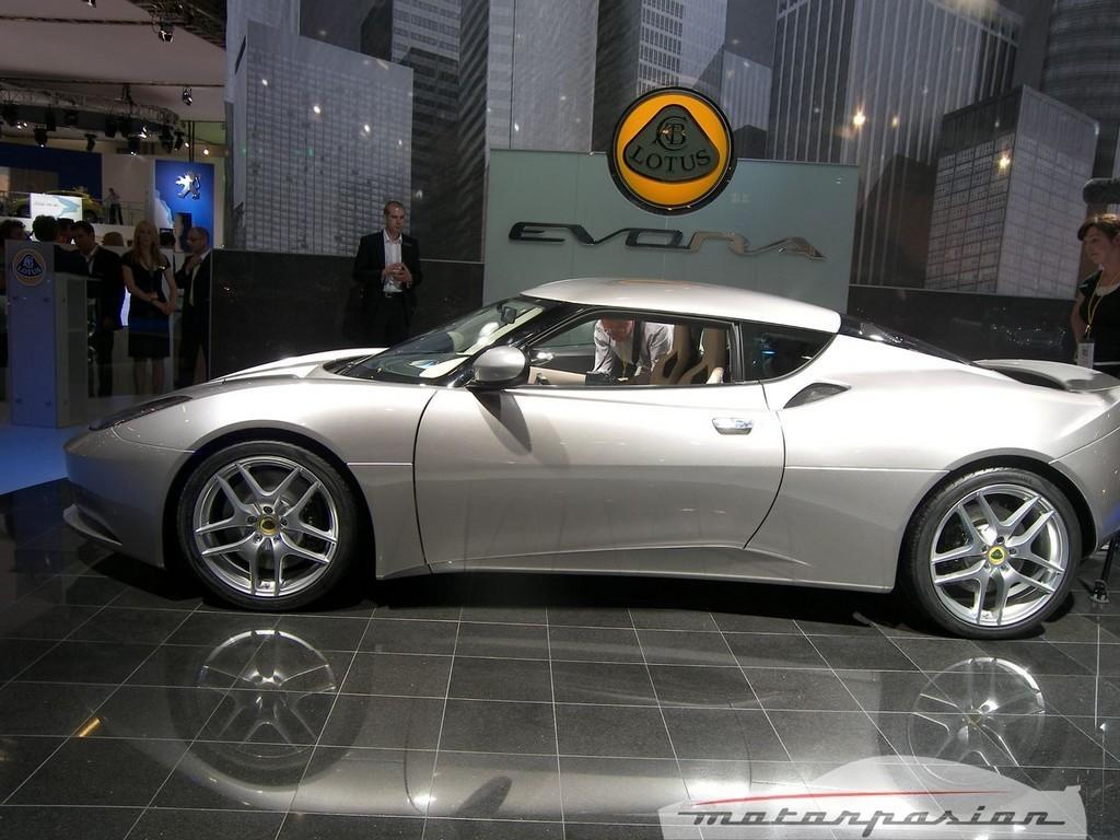 Foto de Lotus Evora en el British Motor Show 2008 (1/14)