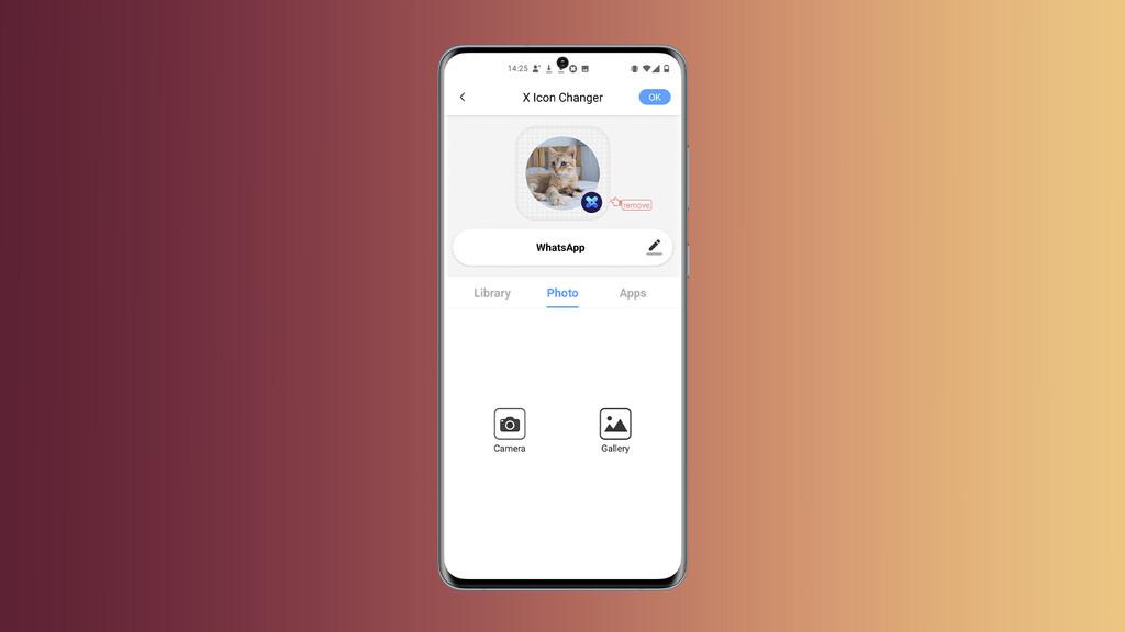 Cómo inventar iconos para apps utilizando las fotos de tu galería
