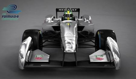 Fórmula E Spark-Renault Car 2013