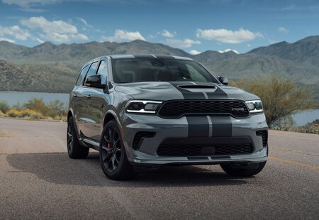 Dodge Durango Srt Hellcat 2021 1