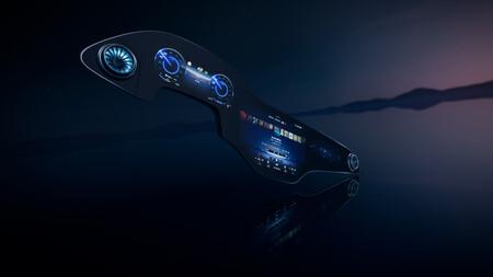 Mercedes-Benz MBUX Hyperscreen 2