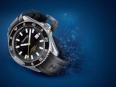 El reloj deportivo del año: Scafograf 300 de Eberhard & Co