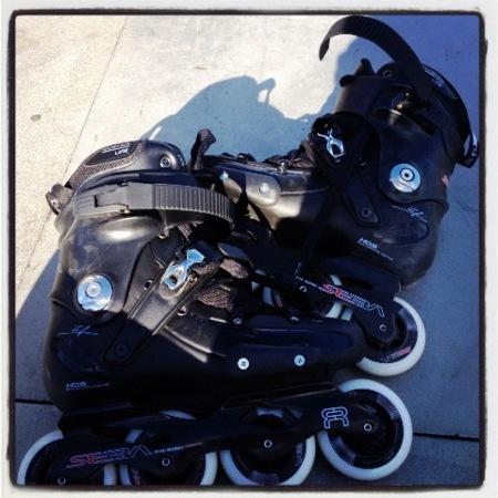 Cómo caernos y levantarnos con los patines