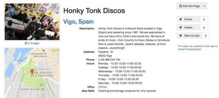 Window Y Honky Tonk Discos