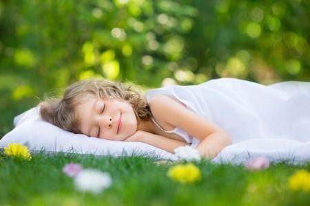 relajación antes de ir a dormir
