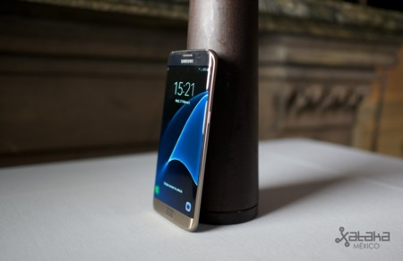 Samsung Galaxy S7 y S7 Edge se actualizan con mejoras para la pantalla táctil