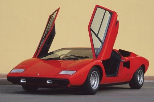Lamborghini Countach LP400 1974, el modelo que inició la leyenda