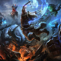 League of Legends encuentra un sorprendente competidor  en Twitch