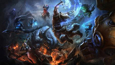League of Legends encuentra un sorprendente competidor  en Twitch