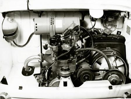 SEAT 600 motor