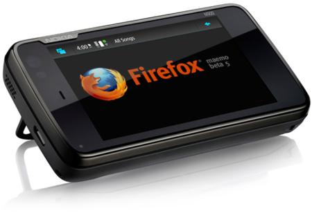 Firefox Maemo Beta 5 disponible para Nokia N900