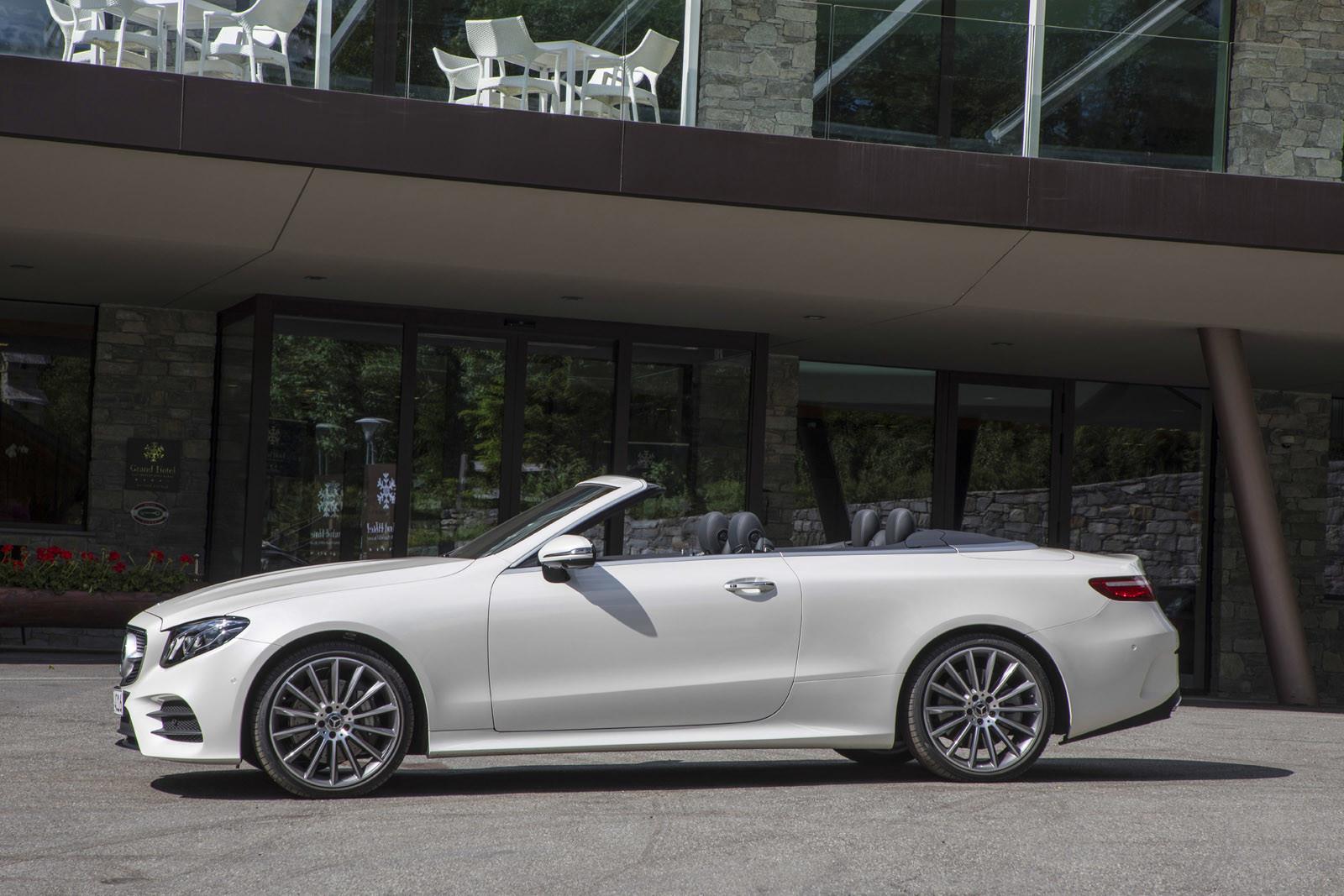 Foto de Mercedes-Benz Clase E Cabrio, toma de contacto (78/156)