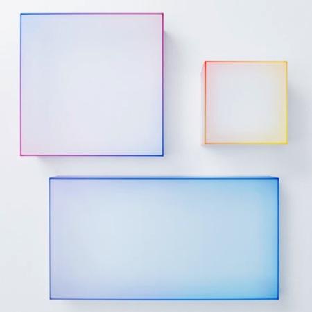 La adivinanza decorativa del viernes: vidrio y color