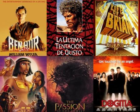 Encuesta: las mejores películas para la Semana Santa