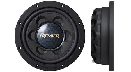 Subwoofer extraplano Pioneer Premier