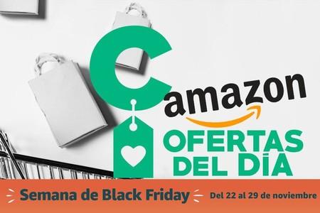 18 ofertas del día y selecciones en la Semana del Black Friday de Amazon en tecnología, hogar, bebés y más