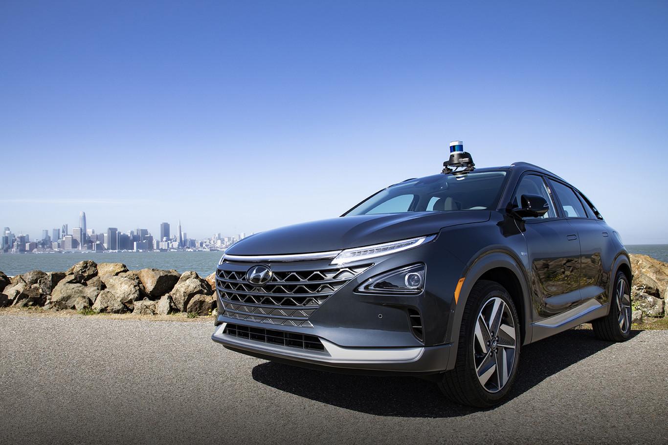 Hyundai y Kia anuncian su colaboración con Aurora Innovation para el desarrollo de coches autónomos