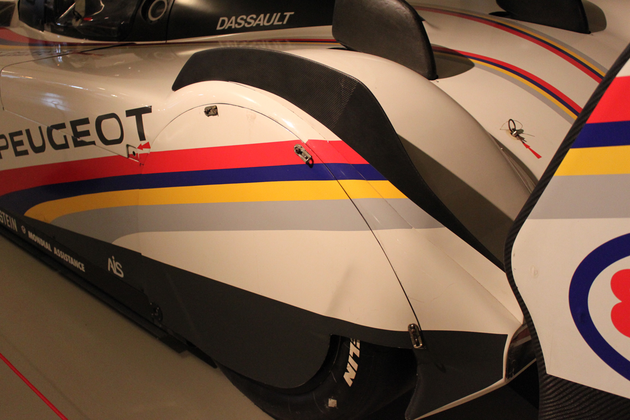 Foto de Museo 24 horas de Le Mans (243/246)