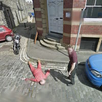 """La historia del día que Google Street View fue testigo de un """"asesinato"""""""