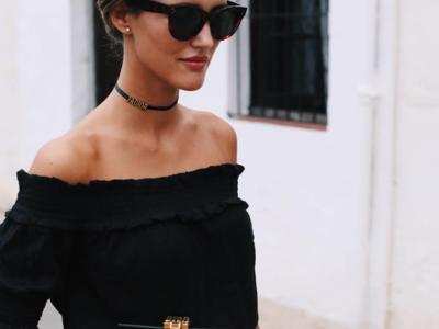 Estos chokers de Dior enamoran a todas las instagrammers y no son para menos, se convertirán en éxito de ventas