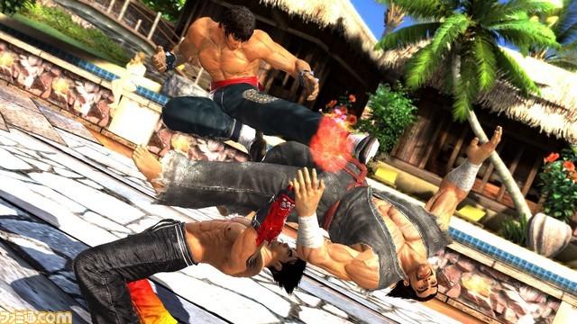 170111 - Tekken Tag Tournament 2