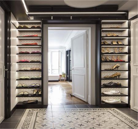 Preguntamos a un experto las claves para iluminar bien un - Iluminacion interior armarios ...
