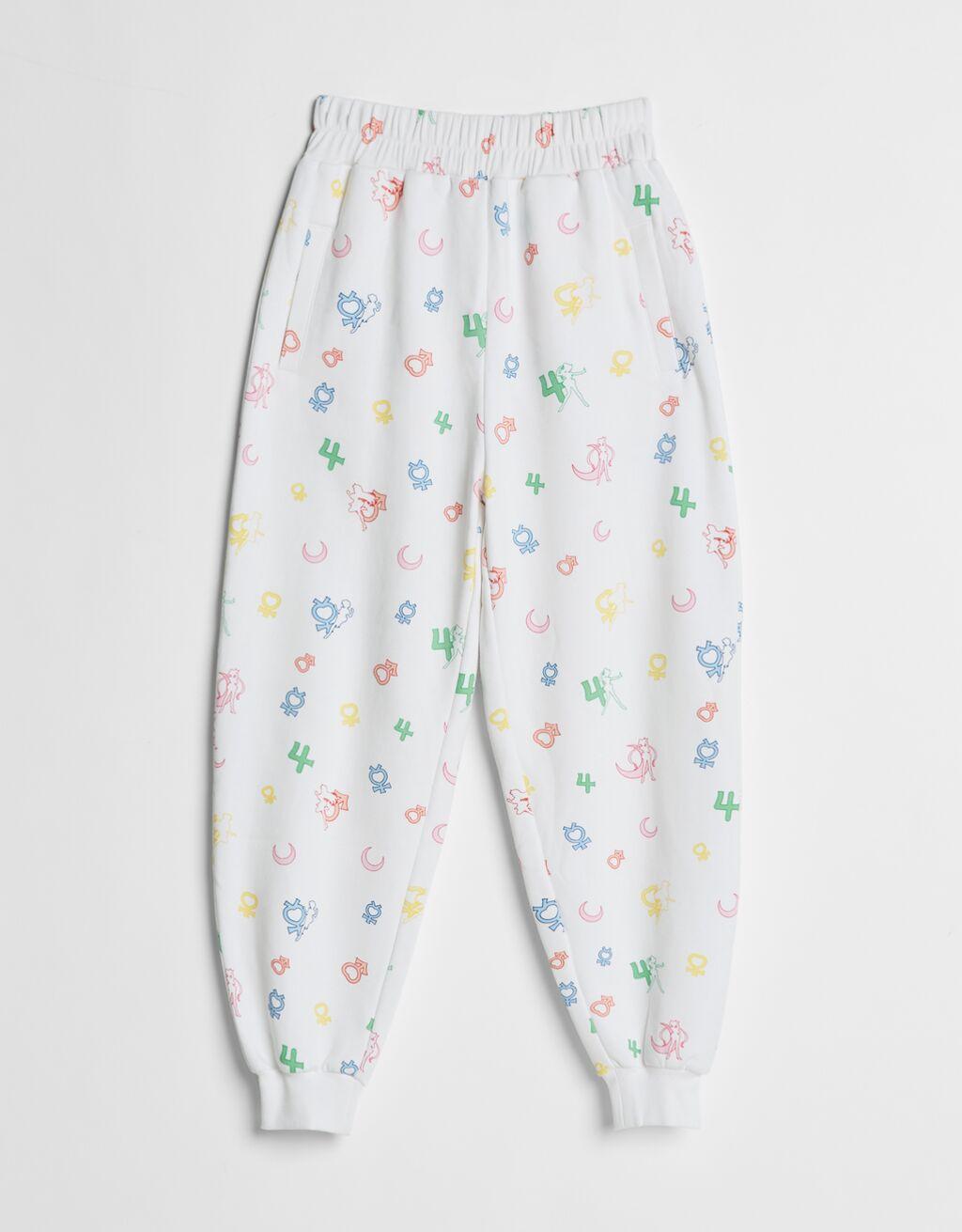 Pantalón estampado Sailor Moon.