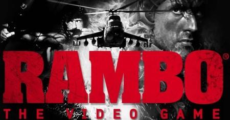 Apuntad el 21 de febrero porque llega Rambo: The Videogame