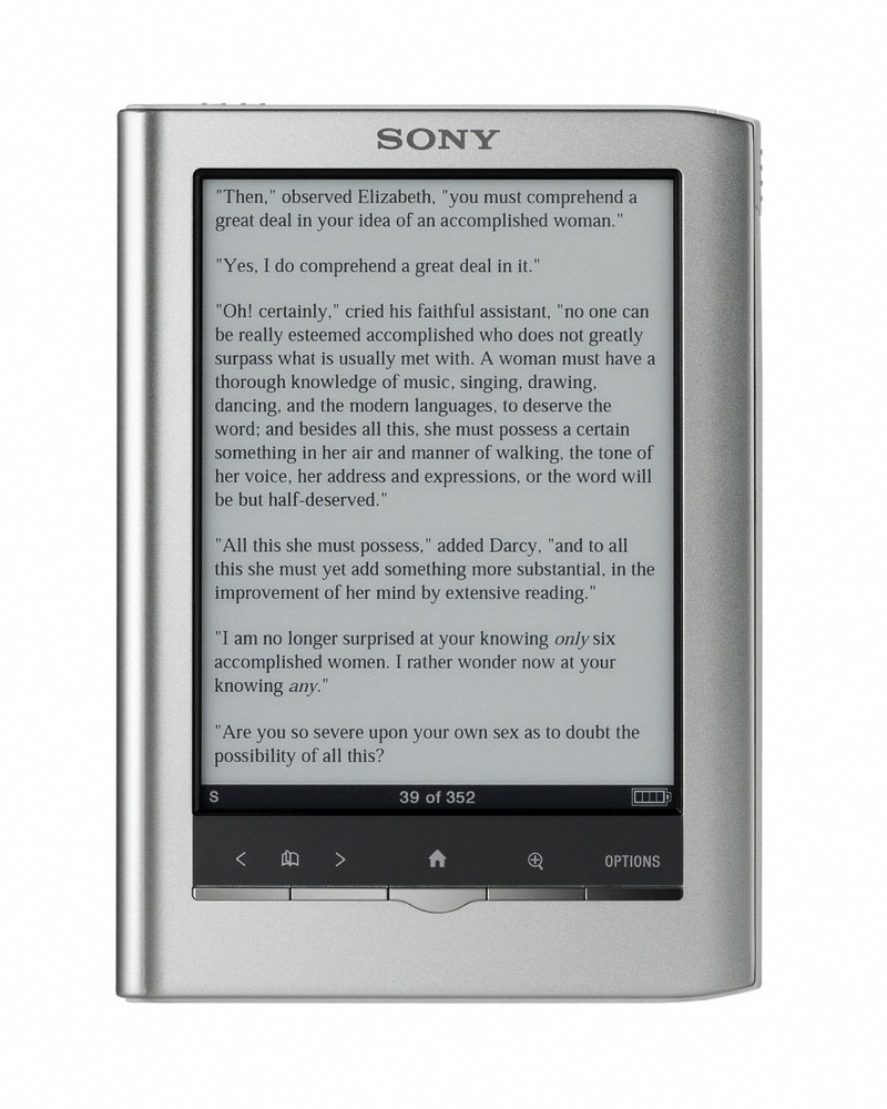 Foto de Sony Reader Pocket y Touch Edition (3/5)
