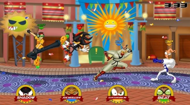 Sonic & SEGA All-Stars Warzone