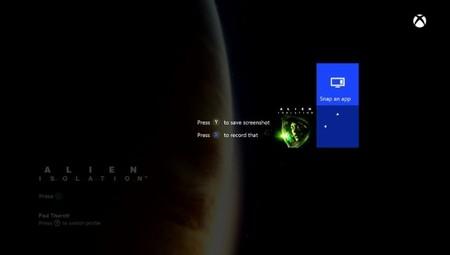 Alien Captura Xbox One
