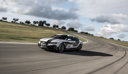 Audi Rs7 Piloted Driving Concept Ascari 03
