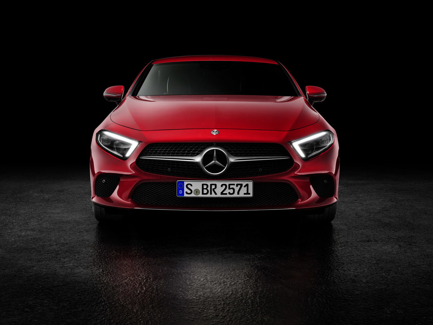 Foto de Mercedes-Benz CLS Coupé 2018 (7/56)
