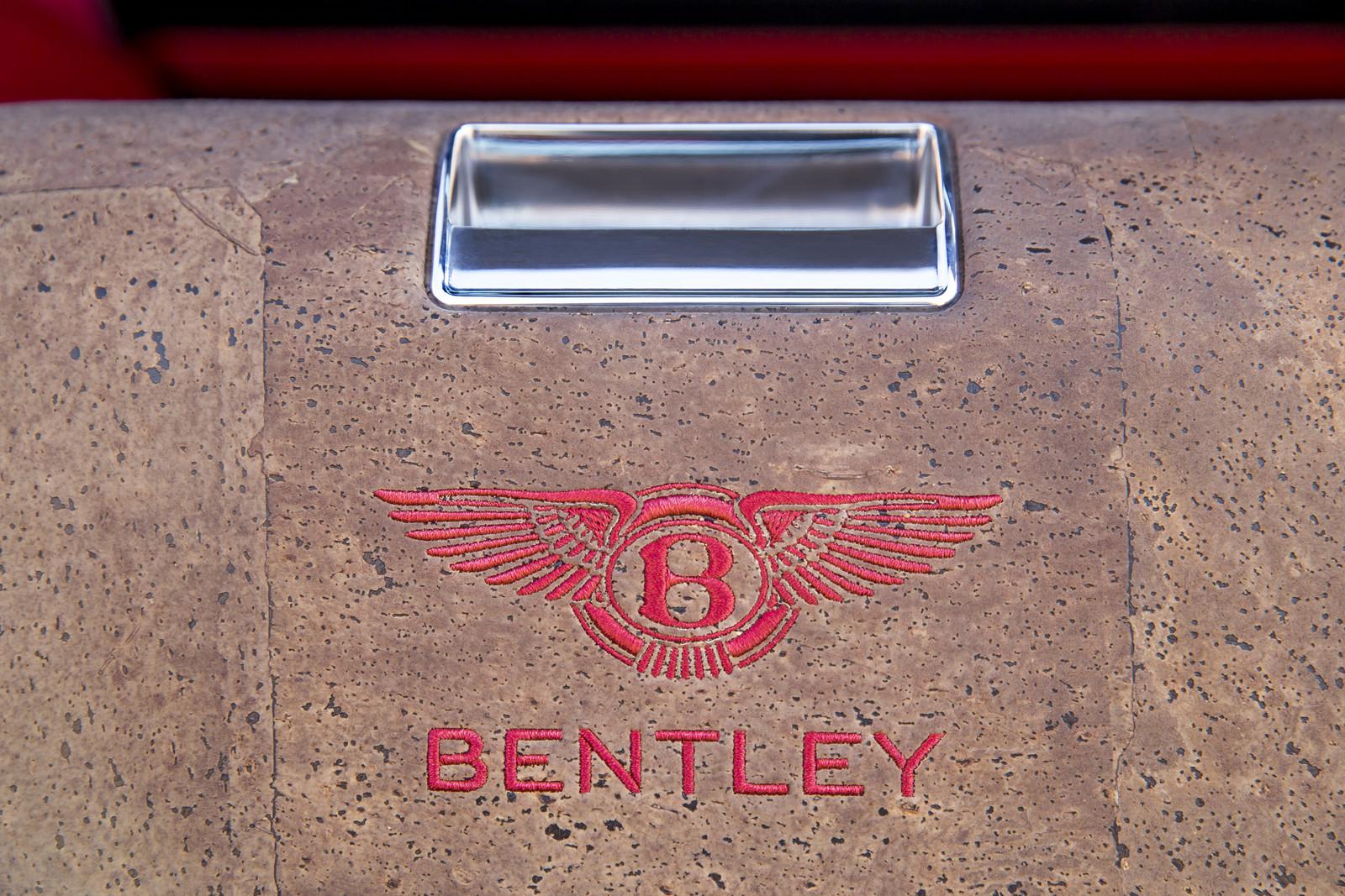 Foto de Bentley Bentayga Falconry (31/36)