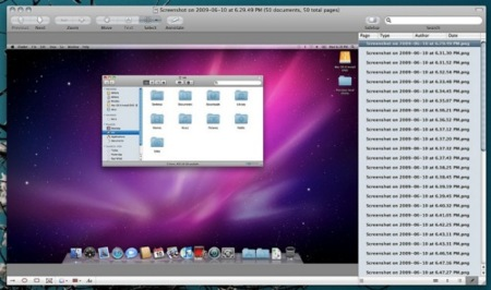 apple macosx snow leopard preview