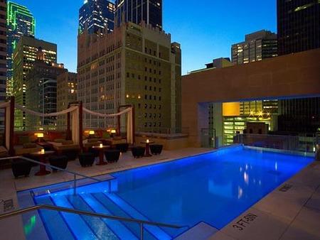 Hotel de Lujo en Dallas, The Joule