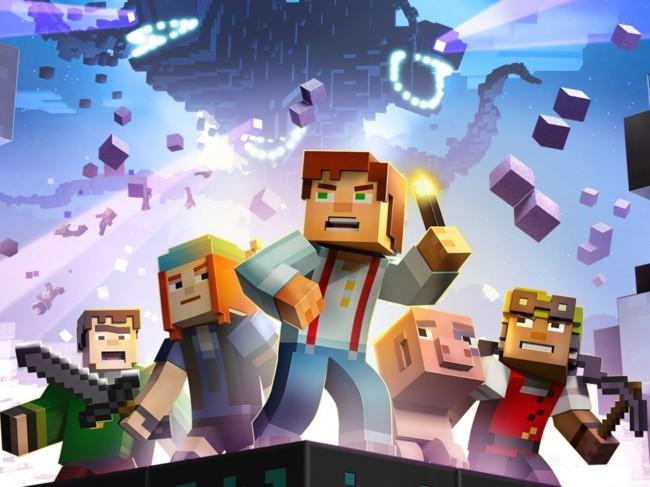 Minecraft Story Mode 1
