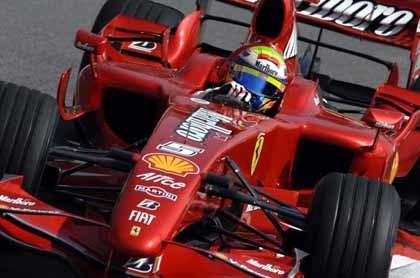 Felipe Massa: Otra vez, a la sombra de los grandes