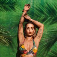 Si te gustan los bikinis estampados la nueva colección de Tezenis te va a flipar (más si eres fan de Rita Ora)