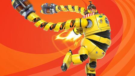 Nintendo ha publicado dos nuevos vídeos de ARMS para mostrarnos a sus personajes y sus armas