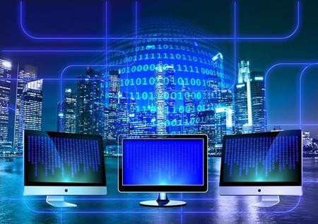 El número de líneas de código que han necesitado diferentes tecnologías