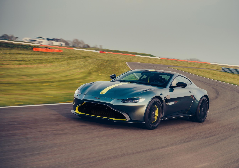Foto de Aston Martin Vantage AMR (10/14)